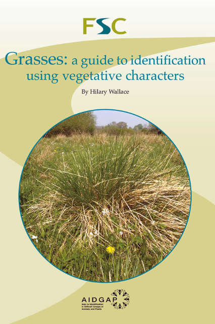 AIDGAP Guide to Identifying Grasses